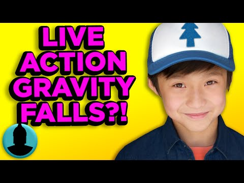 Live Action Gravity Falls?!?! - (ToonedUp #134) | ChannelFrederator