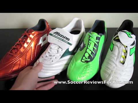Great Soccer Shoes That Nobody Wears