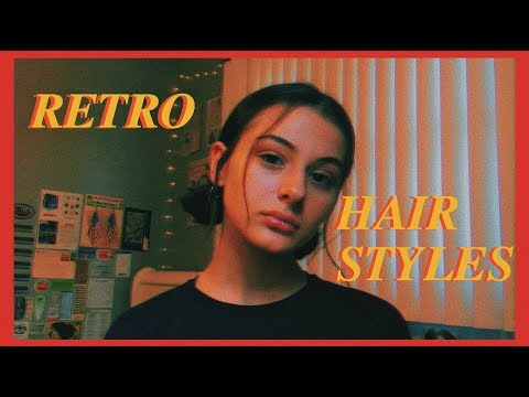 ✰ simple hairstyles for short & medium hair ✰ - YouTube