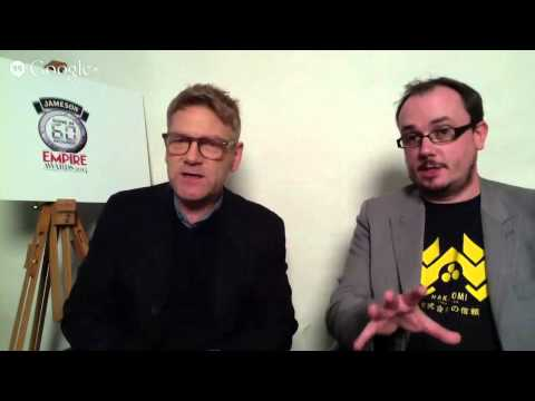 Jameson Empire Done in 60 Seconds Hangout with Kenneth Branagh