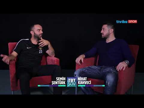 #TBT Şov, Semih Şentürk ve Nihat Kahveci ile bugün 21'de şifresiz yayınla Tivibu Spor'da!