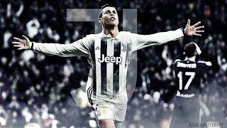 Ronaldo Scores 13th Serie A Goal! Juventus 2 1 Sampdoria