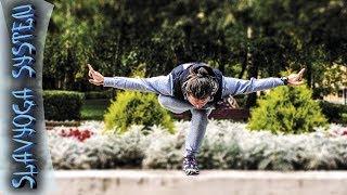 Тренировка по йоге с ⭐ Сергеем Черновым (средний уровень) ⌚ 18.09.2017