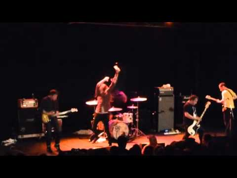Pianos Become The Teeth - live @ The Metro, Sydney, Australia, 5 July 2013, 1 of 3