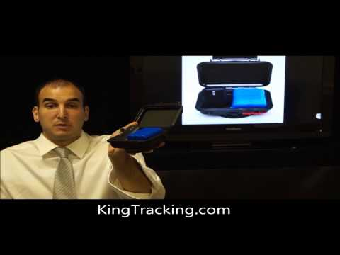 King Tracking | Gps Trackers | Leo Minor | Extended Battery | Magnet video