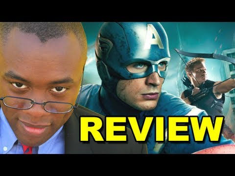 THE AVENGERS Movie Review (No Spoilers) - Black Nerd Comedy