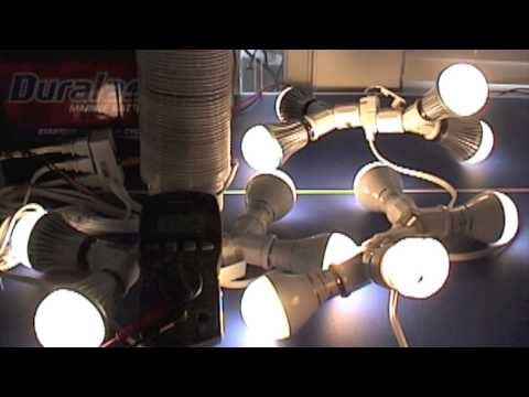 Lynx Wind - Energy Efficient Lighting Demo