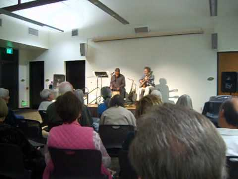 Peter Sprague Trio at the Fallbrook Library