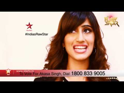 India's Raw Star Episode 12: Vote for Akasa
