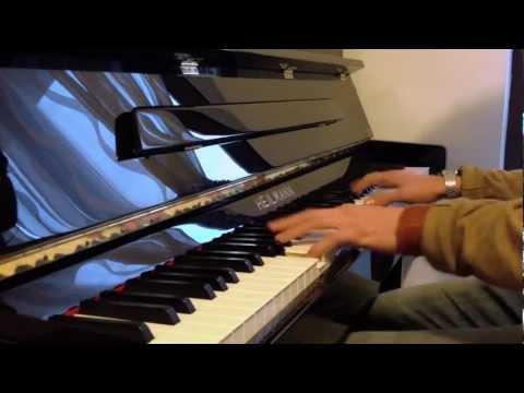I See You / I Follow Rivers MASHUP! – Jutty Ranx ft. Lykke Li (Piano Cover)