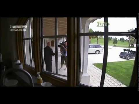 EXCLUSIVE: Video tour inside Kim Dotcom's mansion