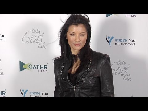 "Kelly Hu ""Only God Can"" World Premiere Red Carpet thumbnail"