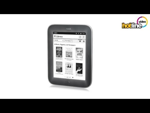 Обзор Barnes & Noble NOOK Simple Touch with GlowLight