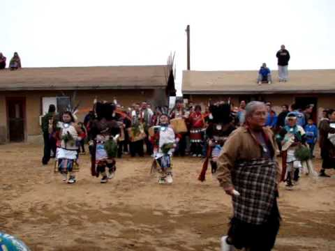 Hopi Buffalo Dance 2009 pt 2