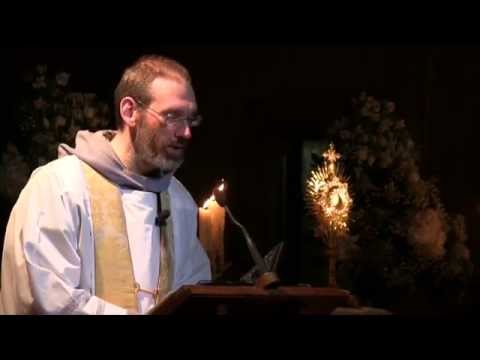 Mary's Grace is More Original Than Sin: Sermon by Fr John Lawrence Polis FI. A Day With Mary