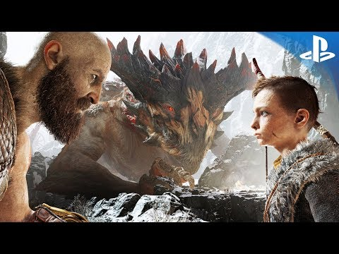 GOD OF WAR - Tráiler de la HISTORIA en CASTELLANO - 20 DE ABRIL
