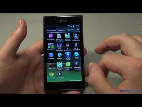 Обзор LG Optimus L7 (P705)