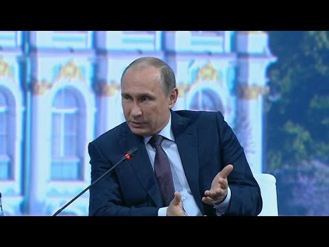 Charlie Rose on Vladimir Putin interview