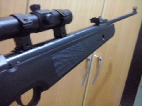 Carabina de Pressao CBC Montenegro F18 Standard b19-s