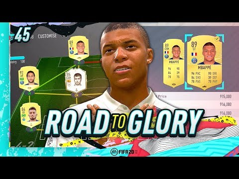 FIFA 20 ROAD TO GLORY #45 - I GOT MBAPPE!!!