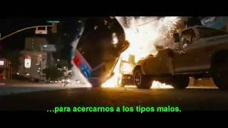 "Trailer ""The Green Hornet"" (""El Avispon Verde"") subt. Español [HD]"