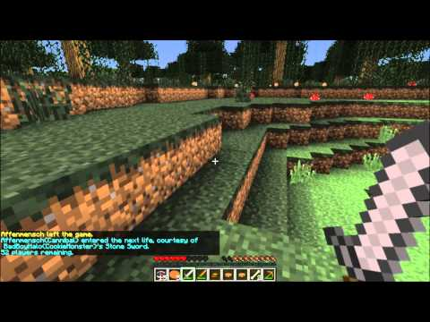 MCPVP.com   Review #8 OLD COOKIEMONSTER kit review   Minecraft Hunger Games