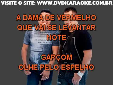 Bruno & Marrone   Dama De Vermelho