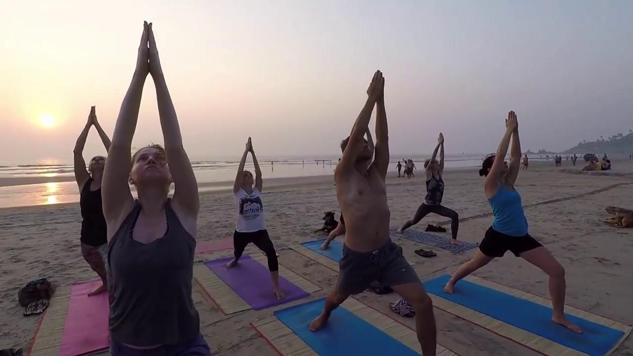 Йога для беременных на гоа 31