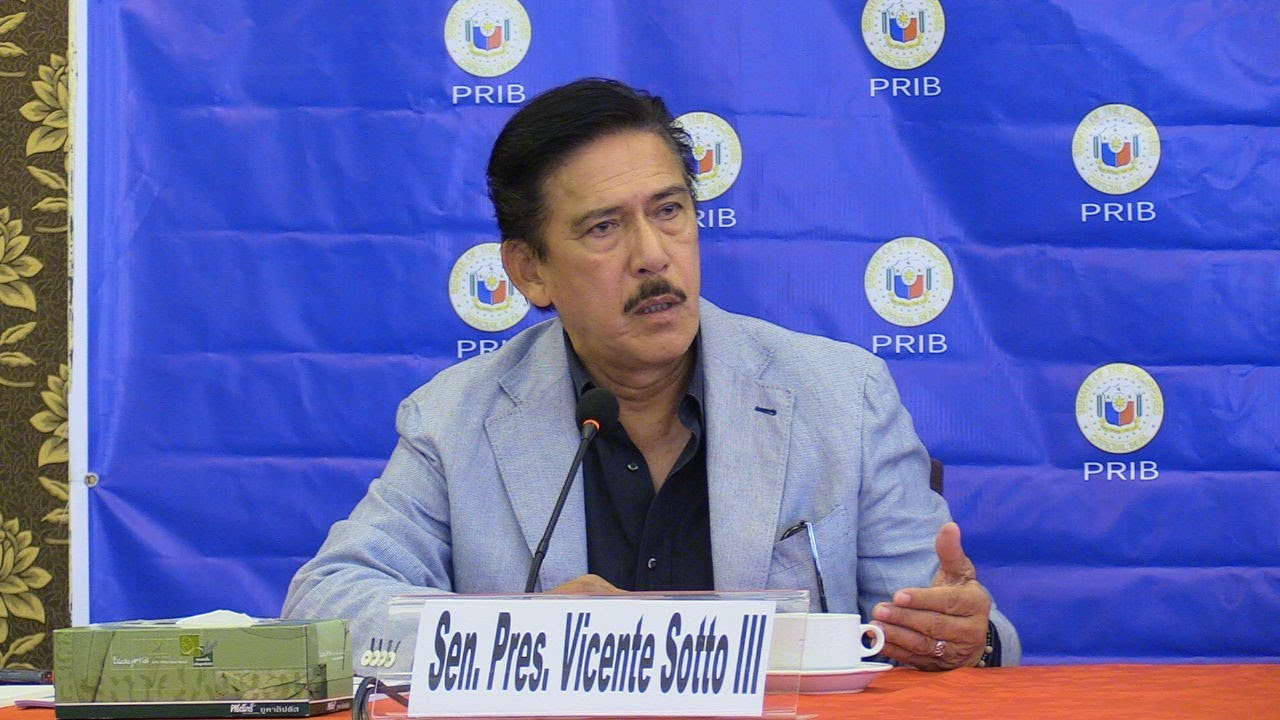 Sotto says Pimentel to get 3 committee chairs, CA seat