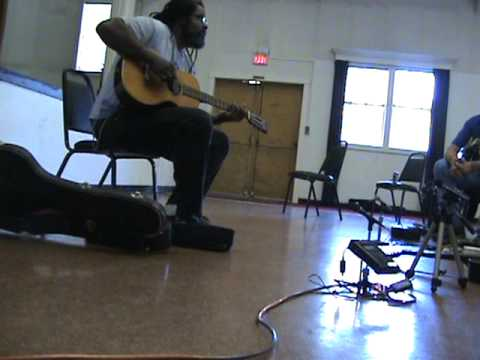 ALVIN YOUNGBLOOD HART/ BLUES LESSON IN E