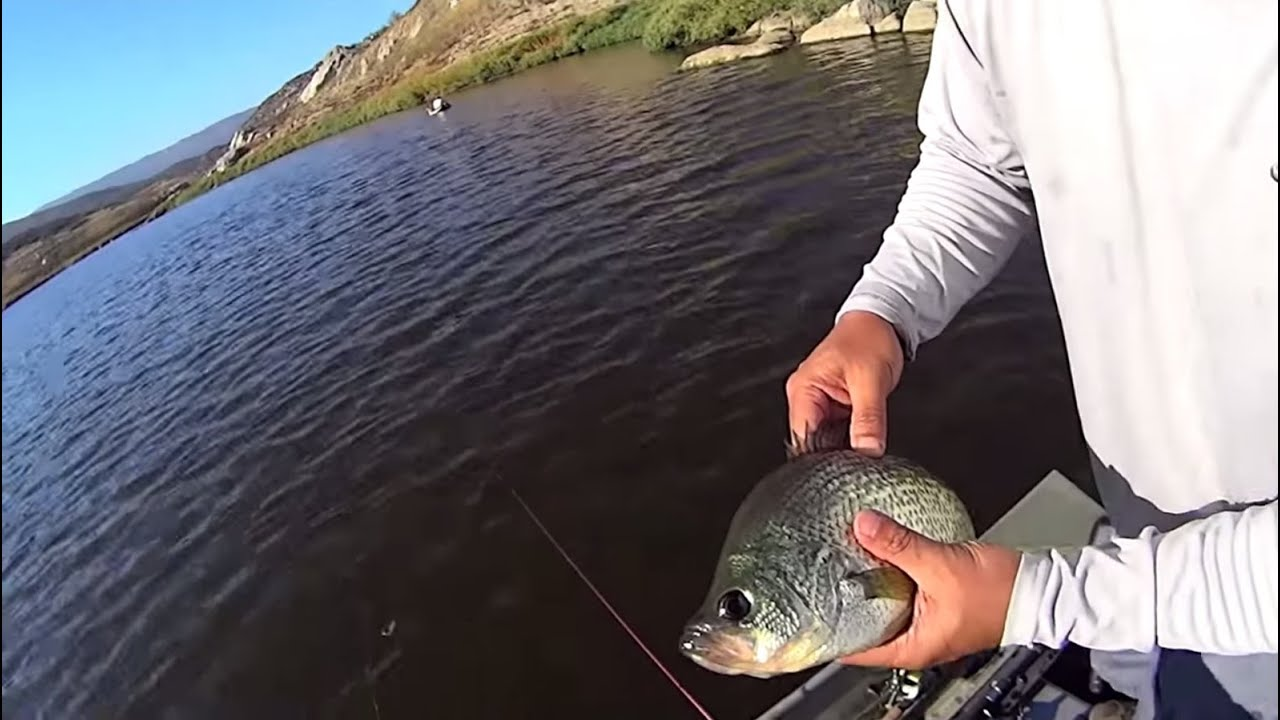 Barrett Lake Bass Fishing 8 22 15 Part 2