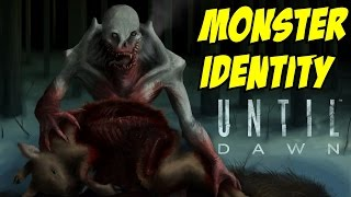 Until Dawn Wendigo Monster
