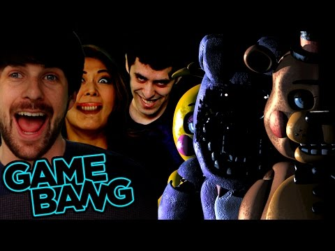 FIVE NIGHTS AT FREDDY'S 2 DESTROYS US (Game Bang)