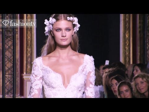 Zuhair Murad Couture Fall/Winter 2012/13 FULL SHOW | Paris Couture Fashion Week | FashionTV