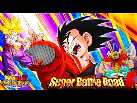 The Kids have Arrived! Youth Category vs Super Battle Road: DBZ Dokkan Battle