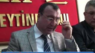 CHP İlçe Başkanı Metin Doğan'ın Konuşması