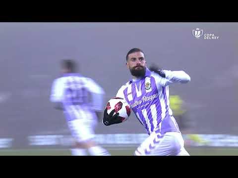 Resumen de Real Valladolid vs Getafe CF (1-1)