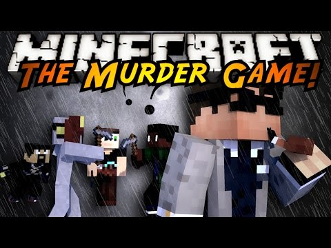 Minecraft Mini-Game : THE MURDER GAME!