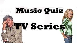 Music Quiz - TV Series