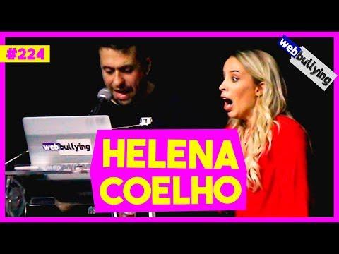 WEBBULLYING #224 - NATAL COM ANITTA E HELENA COELHO (São Paulo, SP) Vídeos de zueiras e brincadeiras: zuera, video clips, brincadeiras, pegadinhas, lançamentos, vídeos, sustos
