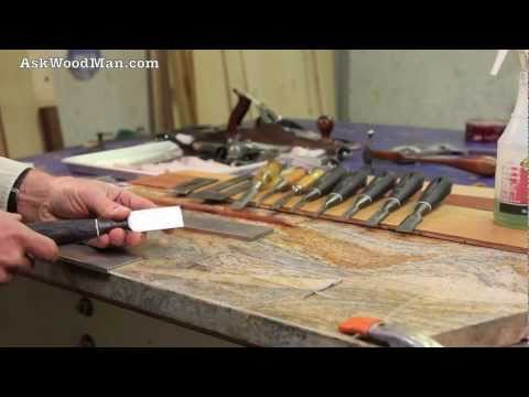 Getting Ready To Sharpen: The Work Station • Complete Sharpening Series Video 7