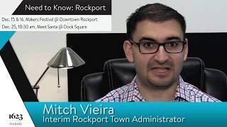 Need to Know: Rockport, Mitch Vieira