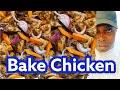 Bake chicken Sunday dinner style !! Chef Ricardo Cooking