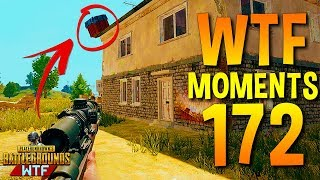 PUBG Funny WTF Moments Highlights Ep 172 (playerunknown's battlegrounds Plays)