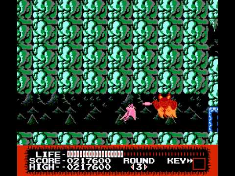 Monster Party - Monster Party (NES) Rounds 3/4 - Vizzed.com Play - User video