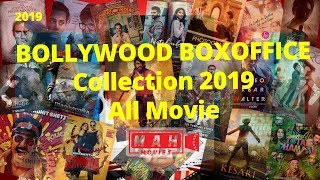 Bollywood box-office Collection 2019