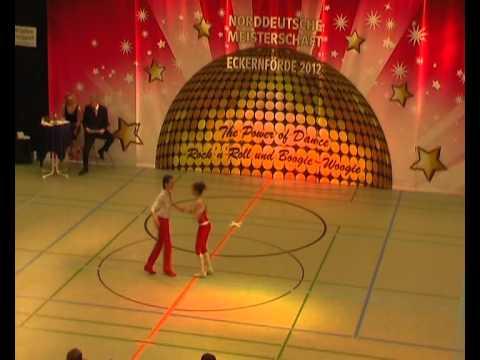 Amila Okanovic & Tim Huber - Norddeutsche Meisterschaft 2012