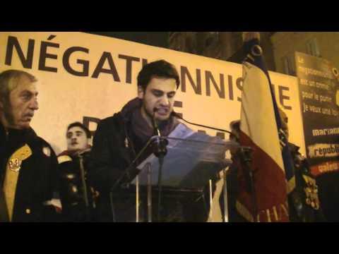Le Sénat vote en faveur de la loi anti-négationniste 23.01.2012