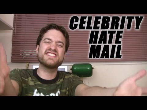 Celebrity Hate Mail