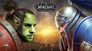 World Of Warcraft: Battle for Azeroth mit Florentin, Dennis, Steffen, Olli & Thomas